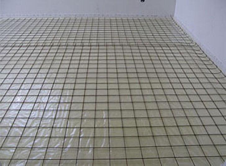 Армированная сетка для водяного теплого пола